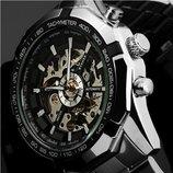 Мужские механические часы Winner Timi. Гарантия Механічний годинник