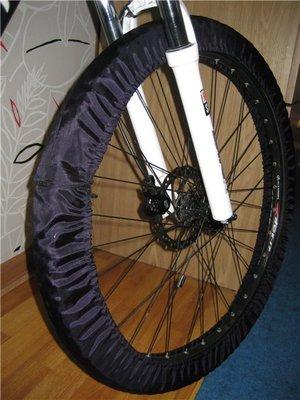Чехлы для колес велосипедов