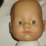 шикарный ароматный пухлячок кукла-пупс Logitoys Франция оригинал 38 см