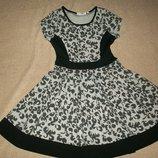 Отличное платье Bhs 8-9л 128-134см
