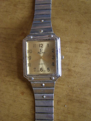 Кварцевые мужские часы Philip Persio.