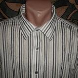 Рубашка с длинным рукавом р-р XXL Отличное остояние
