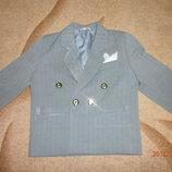 Пиджак для мальчика 4 - 5 лет