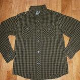 Стильная рубашка Rebel на парня 11 - 12 лет