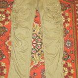 Очень легкие х/б джинсы горчичного цвета. G-Star Raw denim . Голландия