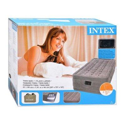 Велюровая кровать, надувная. 67952