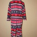 Мягкая флисовая пижама, для дома George на 5-6 лет