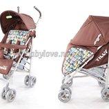Детская прогулочная коляска-трость TILLY Rider BT-SB-0002