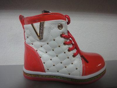 Утепленные деми ботинки 22,23,24 р. GFB на девочку весенние, осенние, демі, дівчинку, флисе, обувь