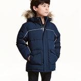 Зимняя куртка на мальчика H&M оригинал