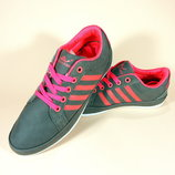 Яркие и стильные кроссовки. Для бега и тренировок. Размеры 36-41.