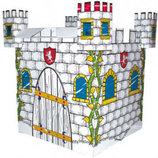 Игровой картонный домик Bino - Замок 44003
