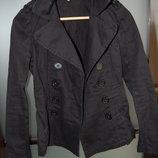 куртка черная, S