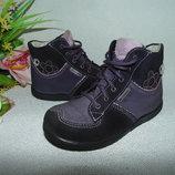 Ботинки Ricosta 26р,ст 17 см.Мега выбор обуви и одежды