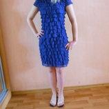 красивое стильное платье, s, M, наш 44, 46, бренд Airport, вечернее, Турция