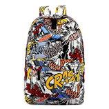 Рюкзак школьная сумка Граффити 18 расцветок