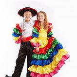 Костюм циганка, іспанка, цыганка, цыган, мексиканки, испанка 4-9 років - Позняки