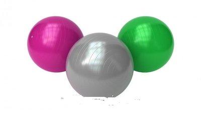 Мяч для фитнеса Hop-Sport 55 см насос