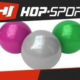 Мяч для фитнеса Hop-Sport 65 см насос