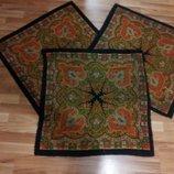 Три однакові хустки турецкий платок