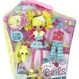 Lalaloopsy Girls Pix E. Flutters Doll Кукла Цветочная Фея