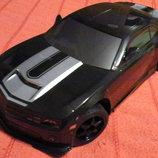 Машинка большая Chevrolet Camaro Sport на радиоуправлении,turbo.