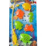 Рыбалка на магнитах Kings fishing развивающая детский игровой набор