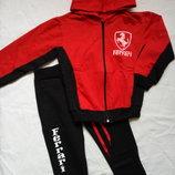 Яркий и качественный спортивный костюм для юного модника 2- 5 лет