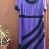 Платье женское,фиолетовое