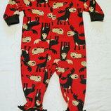 Большой выбор Микрофлисовые пижамы, человечки, слипы. Картерс. Carters