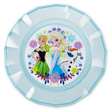 Frozen тарелочка Анна и Эльза Холодное Сердце от Дисней.