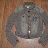 Фирменный пиджак куртка 34