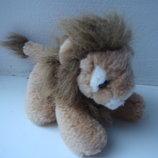 Мягкая игрушка маленькая лев