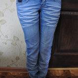 Женские джинсы светлые