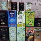 Оливковое масло в ассортименте. 5л.