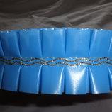 Лента бордюрная декоративная Modecor-10 м. для тортов, свадьбы