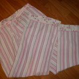 Легкие пижамные штанишки, штаны Next р.14 большой размер