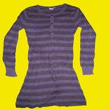 Теплое платье,рост 134-140 см