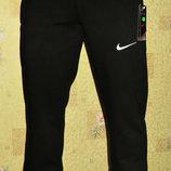 Коллекция летних спортивных штанов Nike на манжете серые , черные , синие.