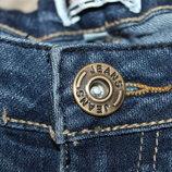 Сині стрейчеві джинси IX-O