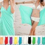 туника - платье женское пляжное сексуальное
