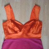 Платье Karen Millen шелк Англия 12 размер