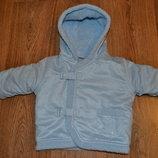 Фирменная куртка Little bundle 3-6 месяцев