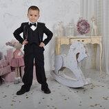 Прокат Нарядный костюм для мальчика 122
