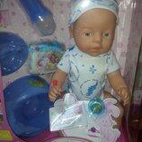 Кукла-Пупс Baby Love копия Baby Born , 43 см, BL 015 C