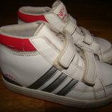 Демисезонные ботинки Adidas Neo р.26,5 16,8 см по стельке