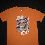 крутая футболка на 11-14 лет, Шимпанзе