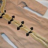 фирменное пальто размер 14-16