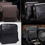 Мужские кожаные сумки POLO и KANGAROO. Сумки-Планшетки, сумки через плечо сумки CrossBody барсетка