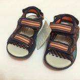 Босоножки сандалии для мальчика на лето